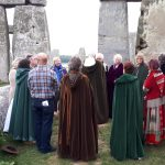 Stonehenge ceremony